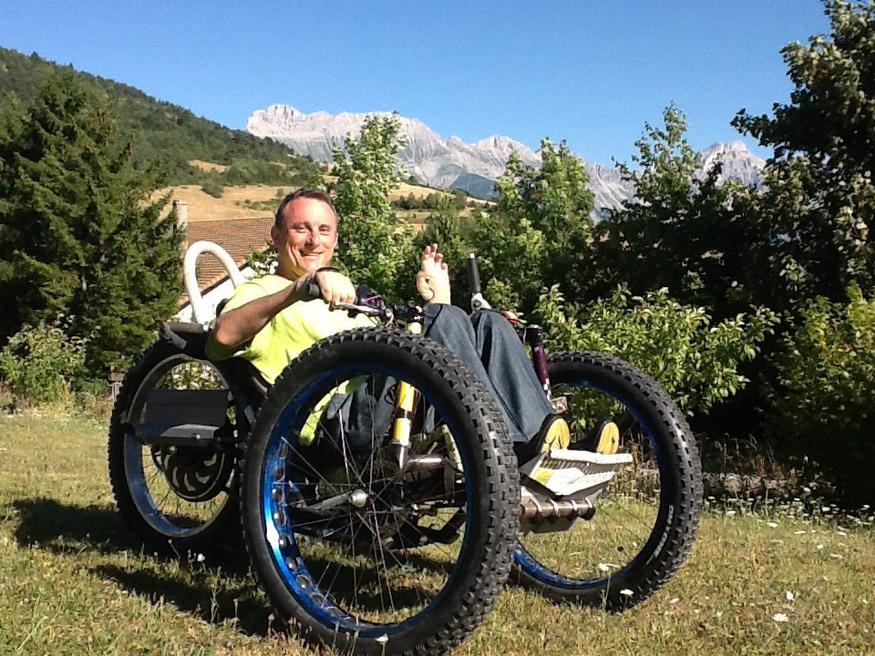ftt fauteuil tout terrain électrique prototype randonnées autonomie recherche développement mobilité handicap prototypes ingénierie expertise